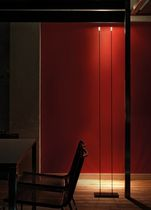 contemporary metal floor lamp (adjustable) ALVALINE: LUCCIOLA by Mario Nanni Viabizzuno