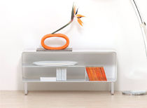 contemporary metal low shelf RW 111 Müller