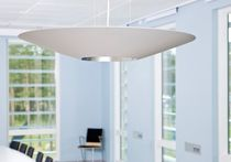 contemporary metal pendant lamp CARMEN II by Tommy Gov&eacute;n ATELJE LYKTAN