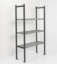 contemporary metal shelf TERTIO TR3 van Esch bv