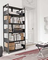 contemporary metal shelf by Antonio Citterio ERACLE  MAXALTO
