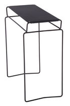 contemporary metal sideboard table FIL AA NEW DESIGN