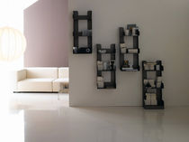 contemporary metal wall shelf by Enzo Mari VENEZIA Robots