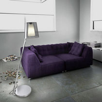 contemporary methacrylate floor lamp EMY by Francesc Vilaró Leds-C4