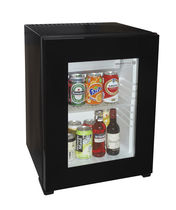 contemporary mini bar cabinet for hotel rooms GLASS PLUS OMNITEC SYSTEMS, S.L.