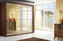 contemporary mirrored wardrobe FOUR SEASONS 2008 Stilema