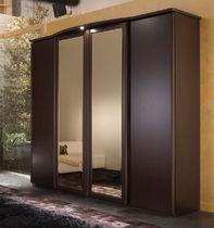 contemporary mirrored wardrobe JESSICA  Mobilificio Florida