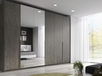 contemporary mirrored wardrobe ESENZIA Baixmoduls