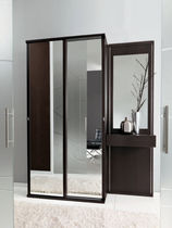 contemporary mirrored wardrobe LINK2 unico italia