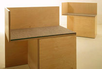 contemporary modular bench SOCIAL CUBE  Sanktjohanser