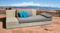 contemporary modular garden sofa ENLARGE FREELINE International bv