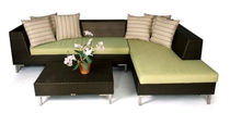 contemporary modular garden sofa TF 0723 Nature Corners Co.,Ltd.