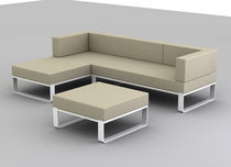contemporary modular garden sofa LIX MODULAR  Swanky Design - Premium Contemporary Furniture