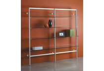 contemporary modular metal shelf MS Peter Pepper Products
