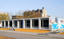 contemporary modular prefab building for offices CLASSIC ALHO Systembau GmbH