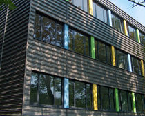 contemporary modular prefab building for school DORTMUND, SCKELLSTRASSE Bolle