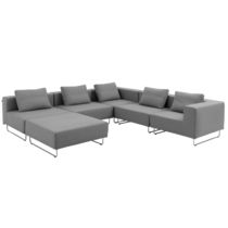contemporary modular sofa OHIO by Stine Engelbrechten Softline a/s