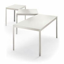 contemporary modular table THE TRANSFORMIST by Campo d�Oro, Paolo Pallucco DePadova