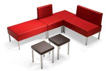 contemporary modular upholstered bench ART.309 COMPONIBILE STAR srl