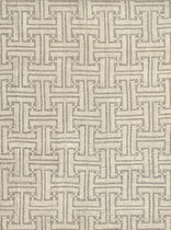 contemporary motif rug Modern Maze Lee Jofa