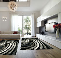 contemporary motif rug synthetic Beyond DE DIMORA