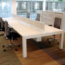 contemporary multiple workstation for open-space MI Kembo