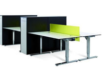 contemporary multiple workstation for open-space SNITSA 05 Sa Mobler