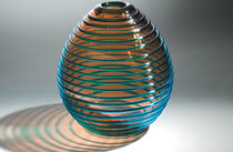 contemporary Murano glass vase ATOLLI FORMIA-VIVARINI