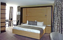 contemporary murphy double bed XAVIER Lift Security