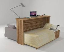 contemporary murphy single bed  CONFERENCE