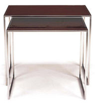 contemporary nesting table  BOLIER