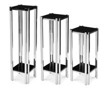contemporary nesting table  MICHAEL AMINI