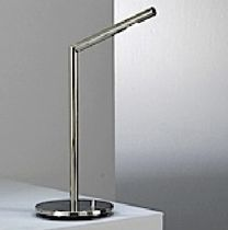 contemporary nickel table lamp 14.154.30  Baulmann Leuchten