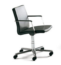 contemporary office armchair ELETTRA Interna Collection