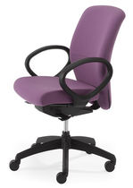 contemporary office armchair KAST Gresham