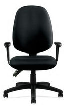 contemporary office armchair OTG11613B OFFICES TO GO
