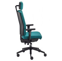 contemporary office armchair (with headrest) @JUST PLUS DAUPHIN