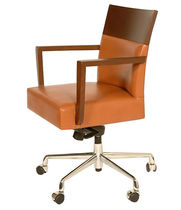 contemporary office armchair COMPASS ISA International