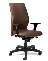contemporary office armchair EDEN  AIS