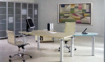 contemporary office desk GIOVE Arcadia