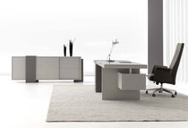 contemporary office desk MIJO Planum, Inc.
