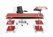 contemporary office desk M 44 Tecta