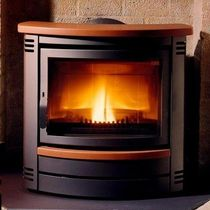 contemporary oil stove ARCO 57/73 Flam