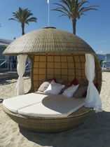 contemporary outdoor canopy bed COCOON BEACH COCOON TREE