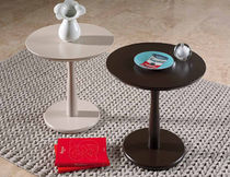 contemporary pedestal side table POP GUARANTEE by GIOGATZIS