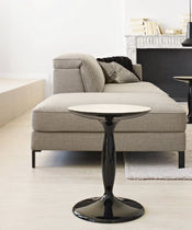 contemporary pedestal side table PARIGI by Studio Catoir Ligne Roset France