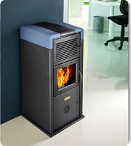contemporary pellet wood stove SARA CS THERMOS S.R.L.