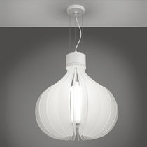 contemporary pendant lamp (acrylic) 5900 ONION WINONA LIGHTING