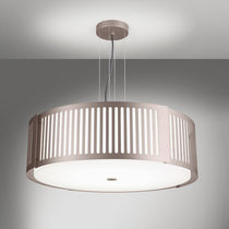 contemporary pendant lamp (acrylic, white) 6140 KARLA WINONA LIGHTING