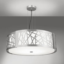 contemporary pendant lamp (acrylic, white) 6150 ORTWIN WINONA LIGHTING